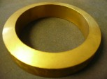 Convex ring mounting ring mounting support nut lifting nut Zippo type 1111 / 02.01.301