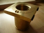 Lifting nut, main nut, load nut or lift nut for 2 post lift Zippo Type 2030 2130 2135 2140