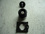 up/down push button for Zippo 2 post lift Type 15 Series/models