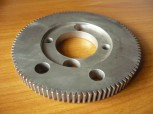 Sprocket gear sprocket for spindle drive Zippo lift 15.07.040