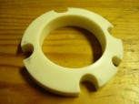 convex ring, concave ring, lift nut ring for load nut zippo lift Type 1730 1731 1735