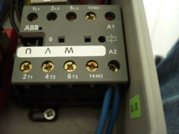 NO ABB contactor, relay for Consul lift Type H-models