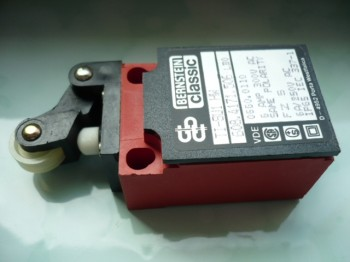 Bernstein limit switch, safety switch (for cable monitoring) Nussbaum lift Type SL 2.30 SL 2.25 SL 2.32
