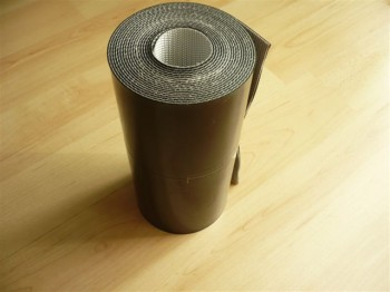 cover band, spindle cover for Nussbaum lift type SE 2.40 (150mm x 2800mm x 1,2mm)