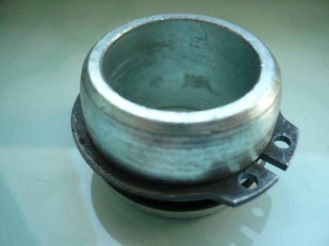 Adapter f Filu Hydraulic filter insert VTA Takraf forklift DFG 2002 3202 6302