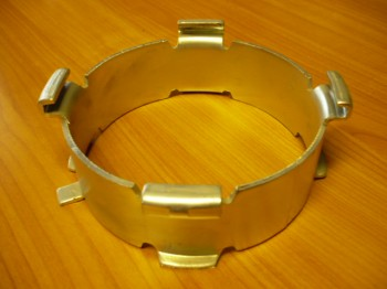 spacer sleeve, increase for lift pad MWH Consul lift type H-models (45mm increase)