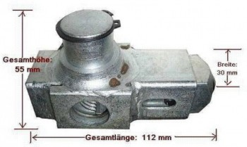 automatic locking, carrier-arm for Romeico H225 H226 H227 H230 H231 H232 lift