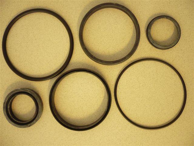 seal kit swing cylinder for VEB Takraf Forklifts Typ DFG 3202 N-A TGL10906 /5
