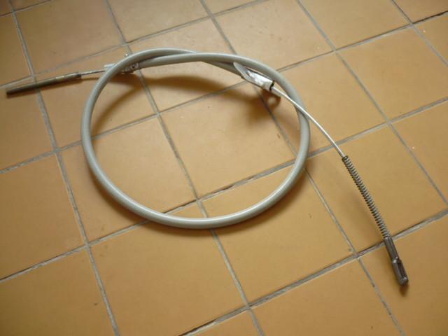 Original Brake cable, bowden cable for Takraf VTA DFG 3202 /N fork-lift truck