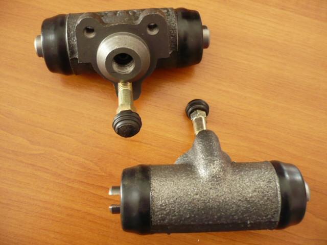 Wheel brake cylinder drum brake Takraf forklift VTA DFG 4002 3002 2002 N-A