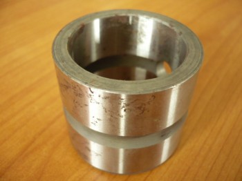 Bushing steel bushing bearing bush clearing blade Kubota KX41 mini excavators 6952172430