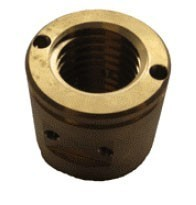 lifting nut for Maha lift type C 2.25 / drive side and opposite side / TR 45mm x 6mm