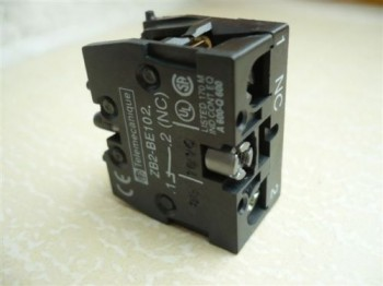 contact block (NC) ZB2-BE102 1NC Telemecanique Schneider