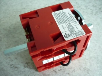 up/down switch for MWH Consul lift Type H200 etc. (with rope and floor mounting)
