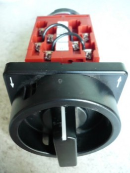up/down switch for MWH Consul lift (with rope and floor mounting) H049, H052, H105, H109, H252 Modula EL Evolution, H365, H250 etc.
