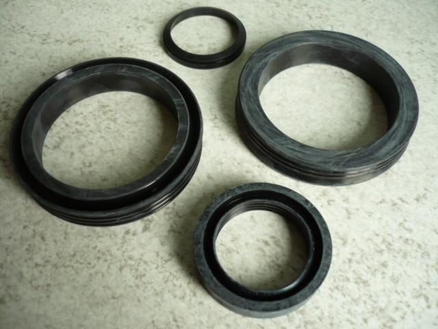 Seals for hydraulic Orsta T157 / 2 VEB Universal charger Zwiebelzieher Hühnerknie
