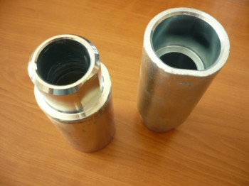 Spacer block, distance piece for lift pad MWH/Consul Lift Type H-models (95mm increase quick drop with flattened side)