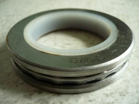 axial deep groove ball thrust bearing for Hofmann Duolift GS GE GT GT 2500 GTE 2500, MSE 5000, MT/MTE 2500 / BT BTE