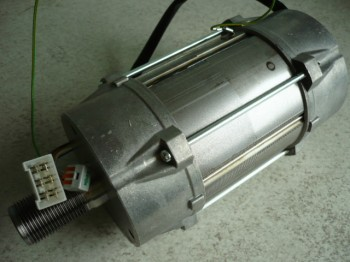 Electric motor drive spindle A + G page W7HIu4DS-307 Nussbaum SL 2.32 2.40