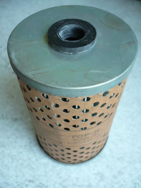 Fuel filter prefilter VTA Takraf forklift DFG 3202