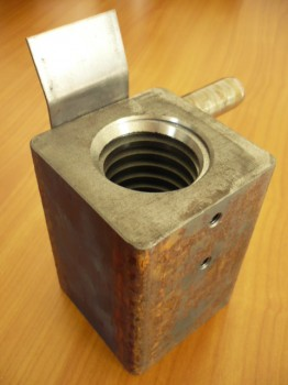 safety nut for Nussbaum lift type ATS 2.20 2.25 / SK 2.25 / SE 2.40 / BSE 2.40 (TR 43x7)