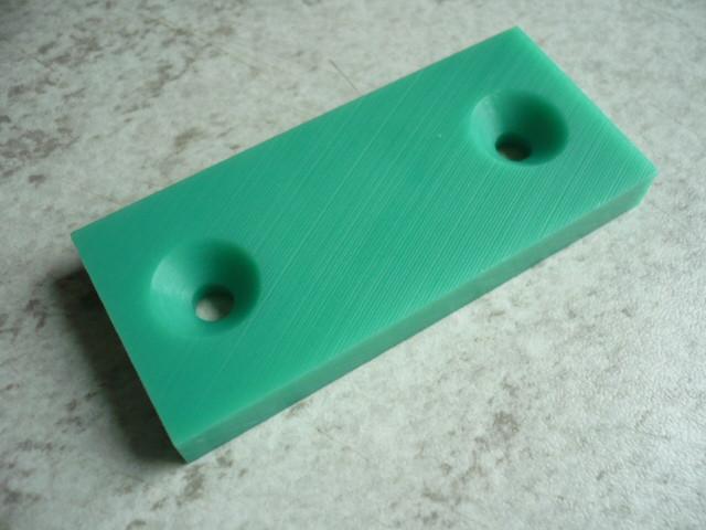 guide block, sliding pad, sliding block for Nussbaum lift Type SPL3500 POW06015