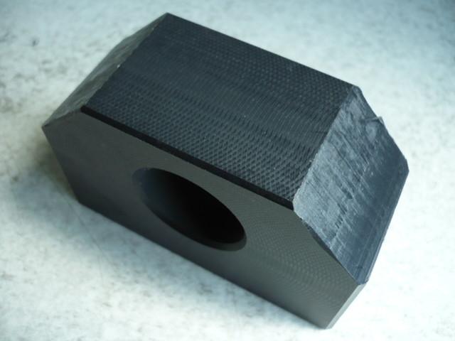 sliding block, guide block, sliding pad for Nussbaum lift Type ULN 032 / UNI-Lift 3500