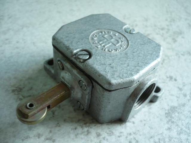 limit switch Robotron Bernstein Type GWU1 R
