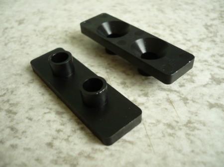 guide block, sliding pad, sliding block for Nussbaum lift Type SL/SLE 2.25 2.30 2.32 2.40