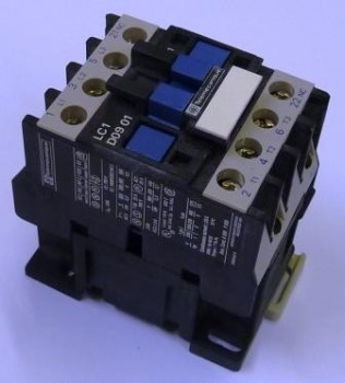 contactor, air contactor, relay for Hofmann lift Type GT 2.5 / 2.5 DB