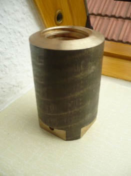 lifting nut or safety nut for SAT 25 and TECA 2500 lift (with trapezoidal thread Ø45x6)