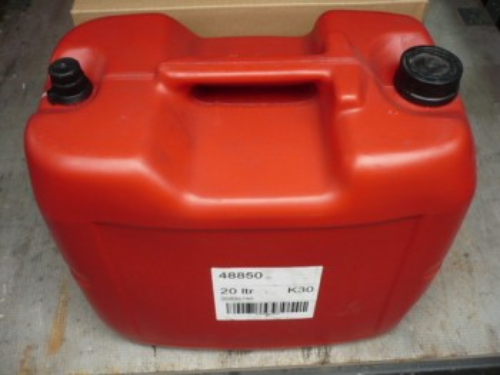 Hydraulic oil H20 TGL 17542/01 Takraf forklift truck DFG 3202 3002 6302 2002