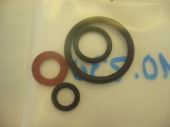Seal for air valve for Romeico Sahara Inground lift