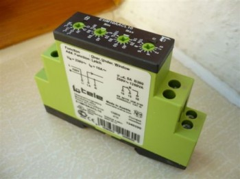 AC current monitoring unit Tele Haase E1IM 10AACL10