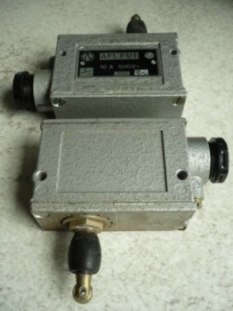 limit switch Robotron AF1. H1/1 for VEB DDR work platform Type FHB 12.1