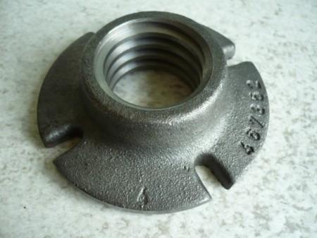 lock nut, safety nut nut for Hofmann Type GTE 2500 Duolift 2500 GT/GTE BT/BTE, MT/MTE 2500, MSE 5000