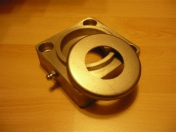 bearing flange for RAV Ravaglioli lift type KP/KPN/KPX versions / R121 - R123 old version