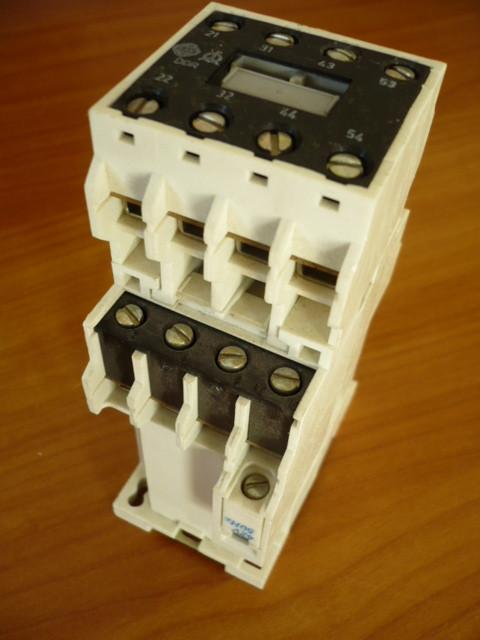 contactor LX1-22 42V VEB work platform FHB 12.1 EAW DDR Lift