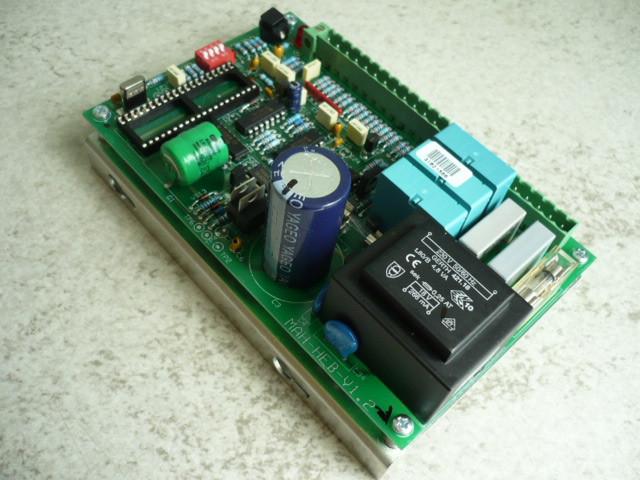 control board, PC board, controller for Maha Econ 2 post lift