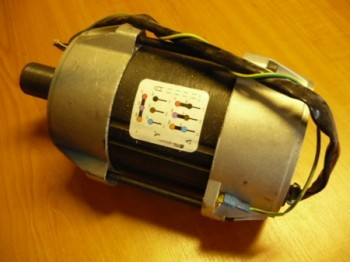 electric motor drive for spindle Nussbaum lift Type SL 2.30 SL 2.32 (slave side and operating side)