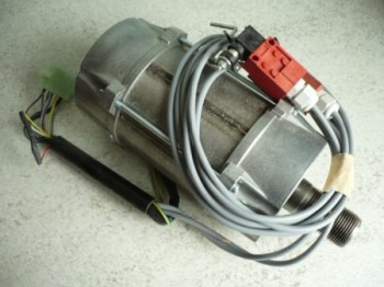 electric motor spindle drive for Nussbaum lift Type SL 2.25 SL 2.30 W7HIu4DS-370 (G Side = opposite side (slave side))