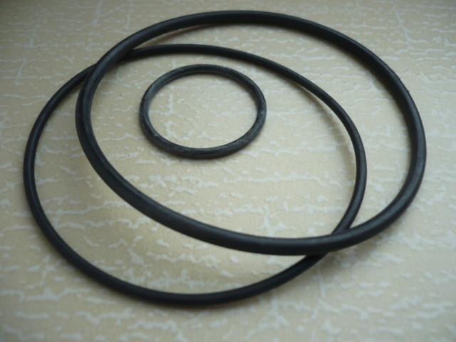 Kautasit sealing gasket set Nutring Orsta hydraulic cylinder T150 VEB DDR RS09 GT 124 (rod = 40mm diameter)