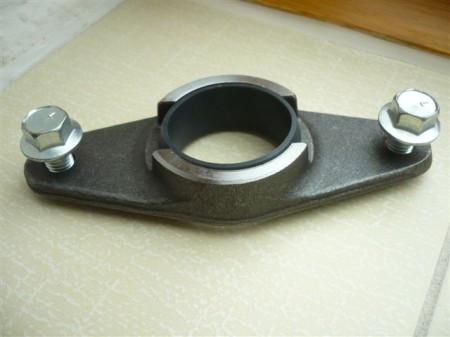 bearing flange below + slide-bearing for Hofmann Duolift Type 2500 GT/GTE BT/BTE, GTE 2500, MSE 5000, MT/MTE 2500, GE3.0