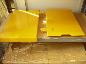 Flap cover bottom flap for VEB work platform Type FHB 12.1