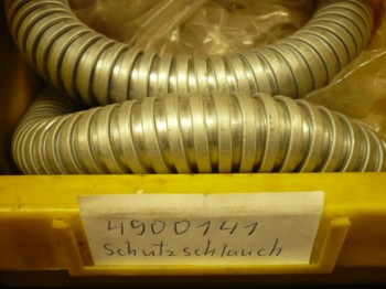Protection hose, metal hose FOG 490 / 664900141 and SUN lifting platform