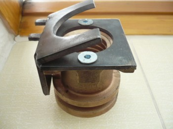 Lifting nut for MWH Consul lift (old version) type 2.3 2.5 2.6 2.7 2.8 3.2 3.2 S / S 4 (original spare parts)