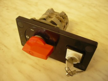 Key switch cam switch for work platform VEB FH 1600 / FH 1600/1