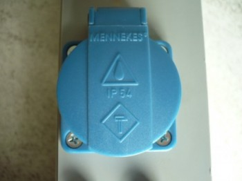 16A Schuko socket for MWH Consul lift Type various H-models