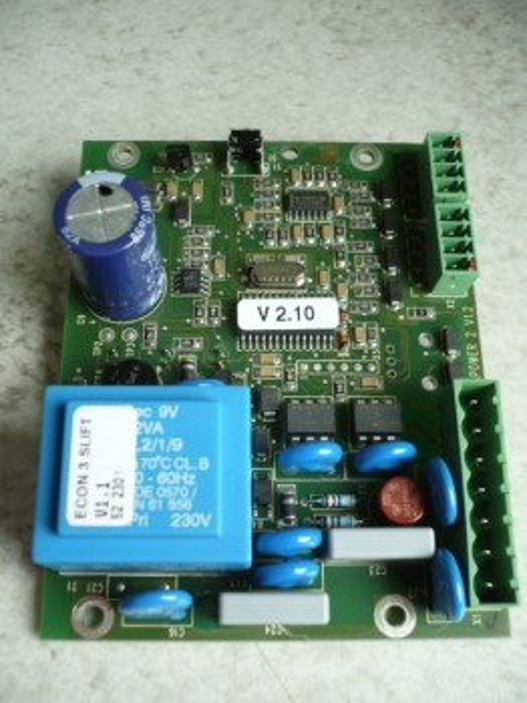 Control board, PC board for Slift Lift type CO 2.30 E3