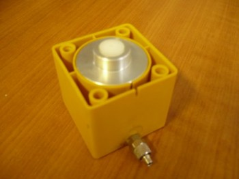 Pneumatic cylinder valve for Nussbaum lift Type Unilift 3200+, Jumbo Lift old version (Lifts with hydraulics to 2.5 t capacity)